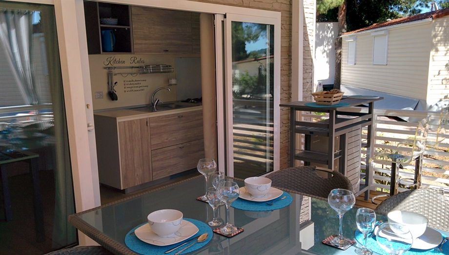 Luxury Mobile Homes   Seget Vranjica